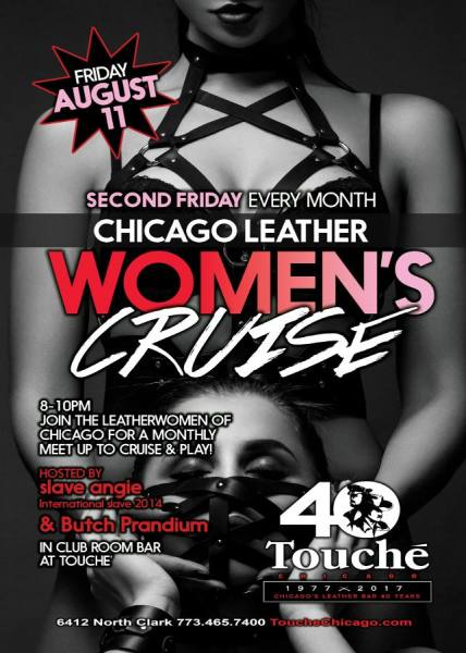 CommunityCave Goes to the Leather Cruise